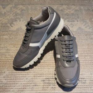 Prada Sneakers Grey Like New Authentic